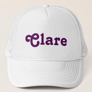 Hat Clare
