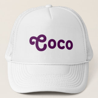 Hat Coco