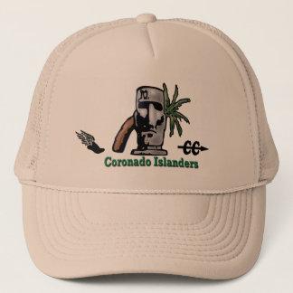 Hat Coronado Islanders logos
