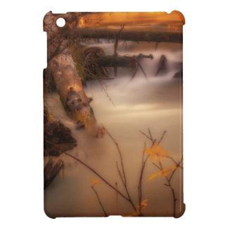 Hat Creek in Gold iPad Mini Case