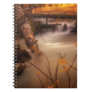 Hat Creek in Gold Notebooks