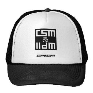 """Hat """"CSM & LLDM Emporium"""