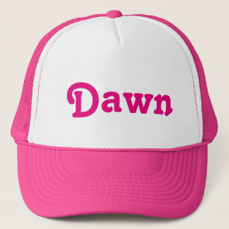 Hat Dawn
