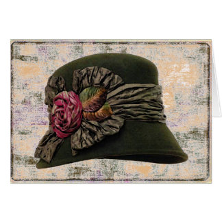 Hat Elegance ~ Card