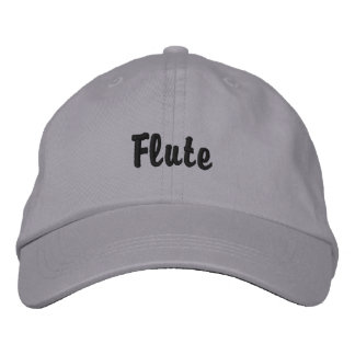 Hat (emb) - Musical Instrument Embroidered Hat