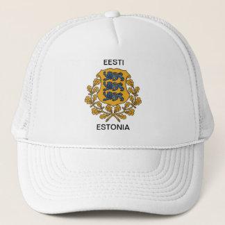 Hat - Estonian Crest/Eesti Vapp