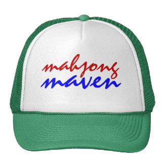 Hat ~ Expressions Expert Mahjong Maven Player