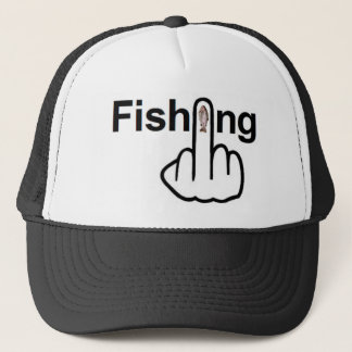 Hat Fishing Flip