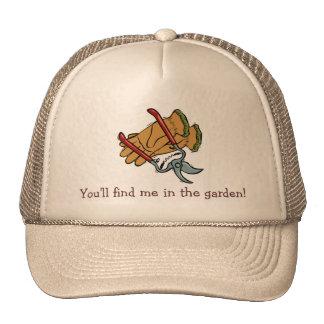 Hat for Gardeners
