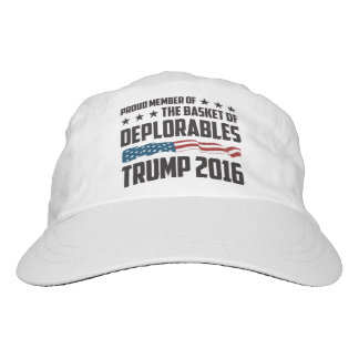 Hat for Proud Member of the Basket of Deplorables