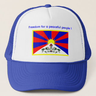 Hat - Freedom for a peaceful people !