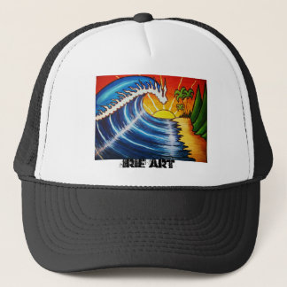 Hat- Island Stylee Trucker Hat