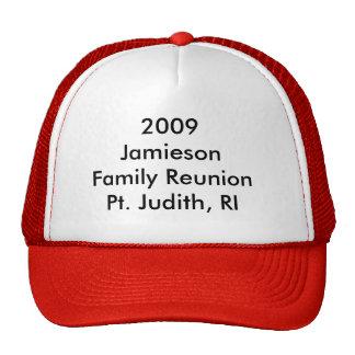Hat - Jamieson Family Reunion