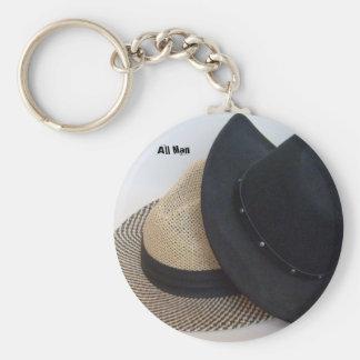 Hat Keychain