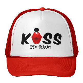 Hat Kiss Me Right