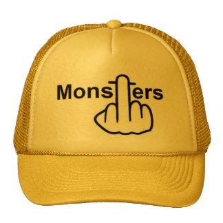 Hat Monster Flip