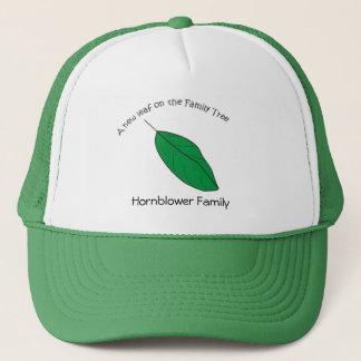Hat - New Leaf on Family Tree