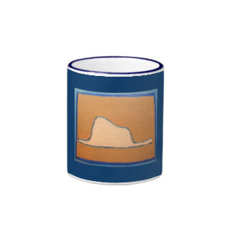 Hat or Elephant Ringer Mug