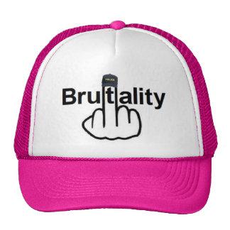 Hat Police Brutality Flip
