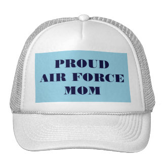 Hat Proud Air Force Mom