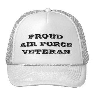 Hat Proud Air Force Veteran