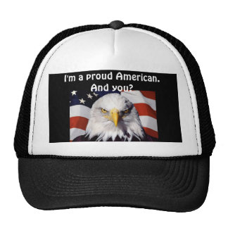 hat, proud, american, Independence Day & July 4,