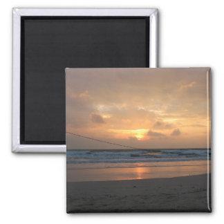 Hat Rin Beach Sunrise ... Koh Phangan, Thailand Magnet