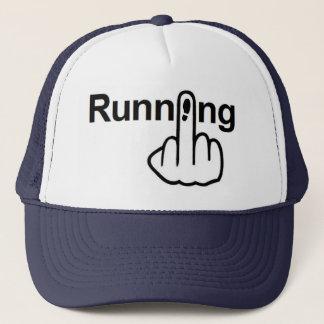 Hat Running Flip