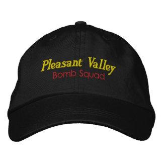Hat Satire Bomb Squad Cap Explosives Fireworks