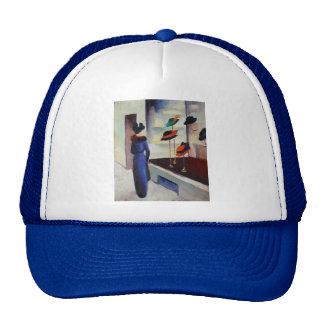 Hat Shop - August Macke