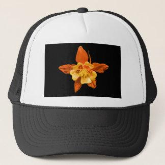 Hat, Single Columbine Blossom Trucker Hat