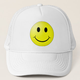 Hat_Smile Trucker Hat