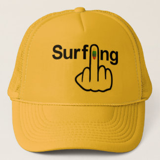 Hat Surfing Flip