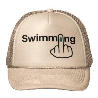 Hat Swimming Flip
