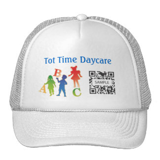 Hat Template Daycare