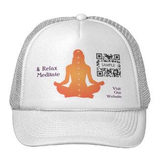 Hat Template Yoga