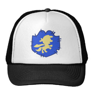 Hat with CMC patch