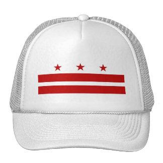 Hat with Flag of Washington DC - USA
