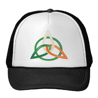 Hat with St. Patrick's  ornament