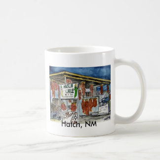 hatch chili, Hatch, NM Coffee Mug