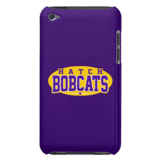 Hatch High School; Bobcats Barely There iPod Cover