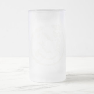 Hatchan Frosted Glass Frosted Glass Beer Mug