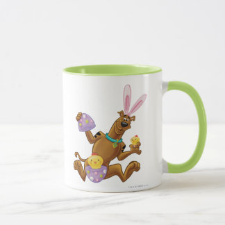 Hatched Easter Egg Mug