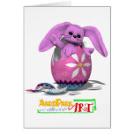 Hatching Bunny - 02 Cards