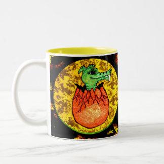 Hatching Dragon Mugs