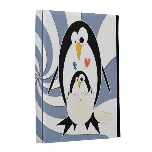 Hatching Penguin iPad Folio Case