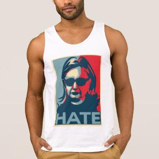 HATE Anti-Hillary Clinton Singlet