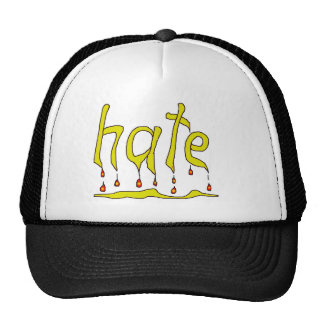 hate (hate) hat
