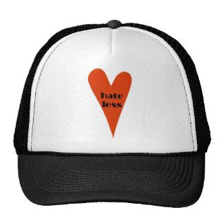 Hate Less Cap Hat
