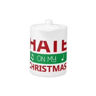 Hate On Christmas Music